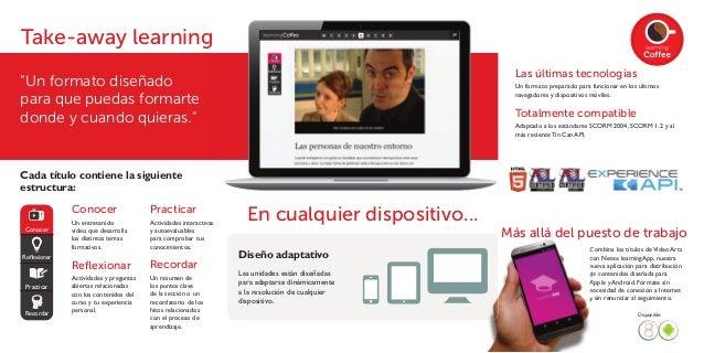 Netex learningCoffee   Colecciones Video Arts [ES] Slide 2