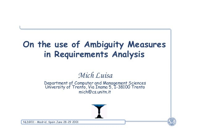 Seven Types of Ambiguity Critical Essays