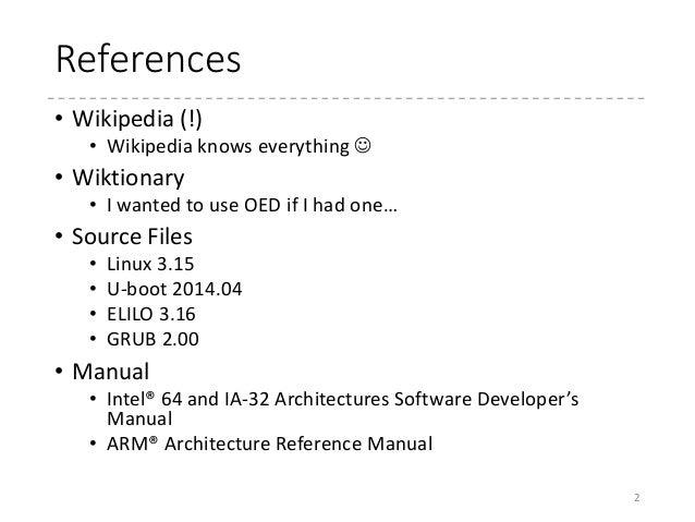 Linux Kernel Booting Process (1) - For NLKB Slide 2