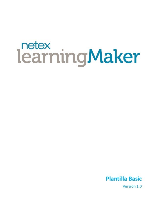 Plantilla Basic Versión 1.0