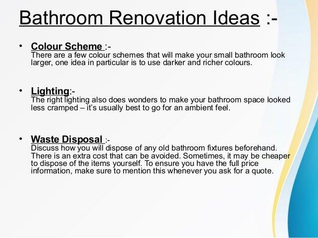 Stunning 30 bathroom renovation quote design inspiration for Bathroom renovation quote