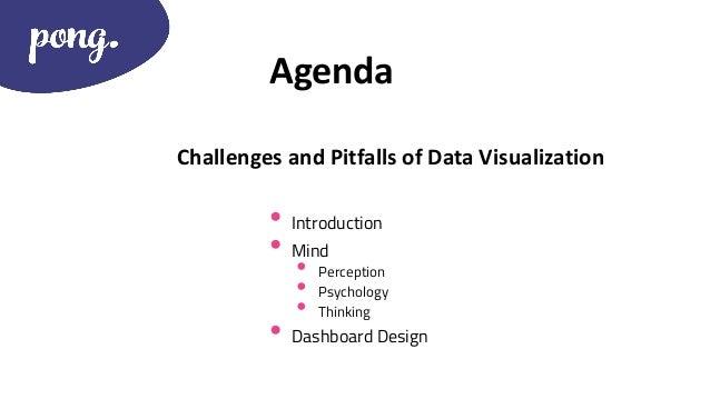 Challenges and Pitfalls of Data Visualization Slide 3