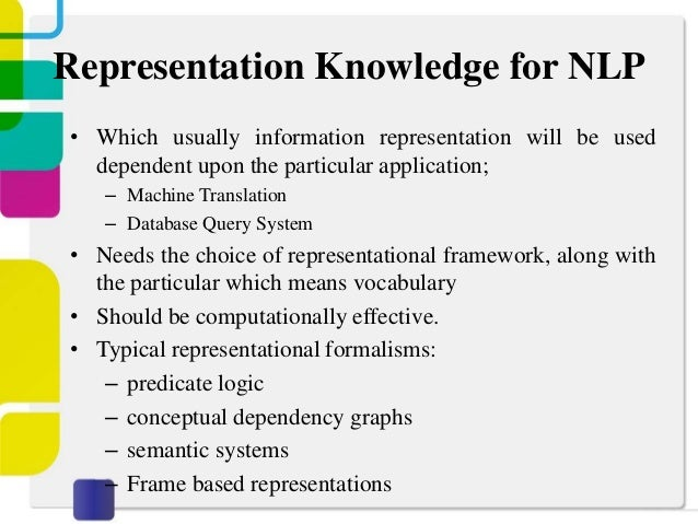 nlp assignment The semester project will be a practical application of our course work,  embedded within a typical nlp task the exact assignment will be.