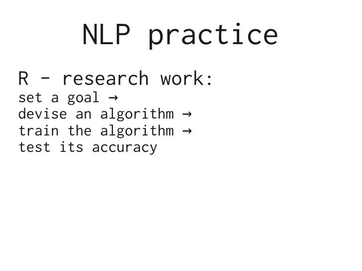 dissertation nlp Hoping to successfully defend the dissertation on chaucer and ending in about a month from now related post of nlp research papers websites.