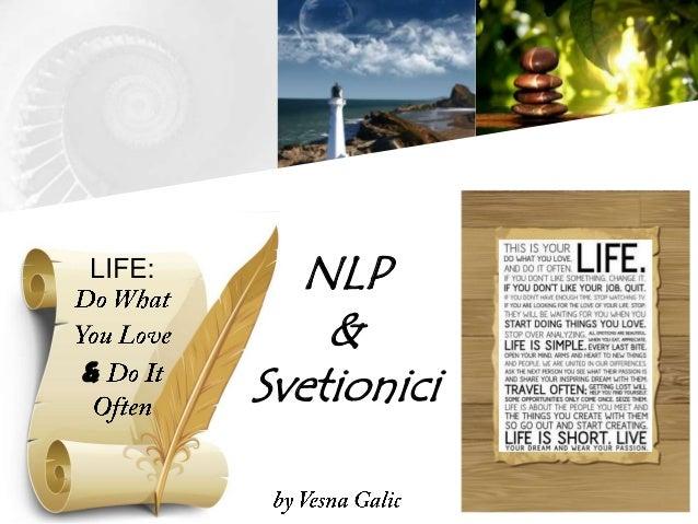 LIFE:     NLP            &&        Svetionici