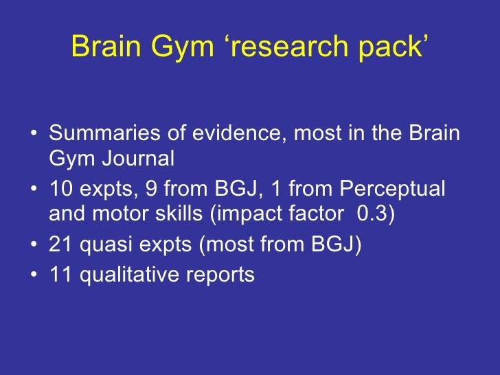 pseudo scientific educational interventions