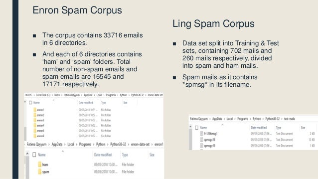 Email Spam Filtering: Python and NLP implementation with