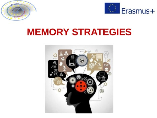 memory strategies for studying