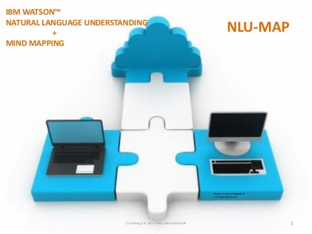 IBM WATSON™ NATURAL LANGUAGE UNDERSTANDING + MIND MAPPING NLU-MAP C) Infoseg, S.A. 2017 http://bit.ly/1Eimh3k 1 Image cour...