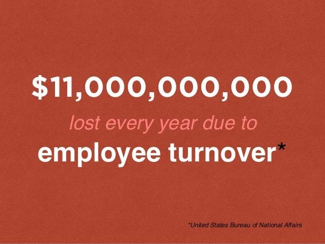 PROBLEM #1: WE HAVE DISENGAGED WORKFORCES.