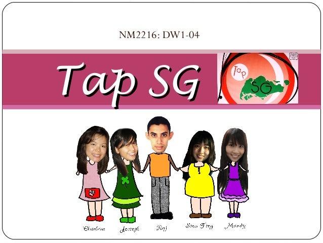NM2216: DW1-04 Tap SGTap SG