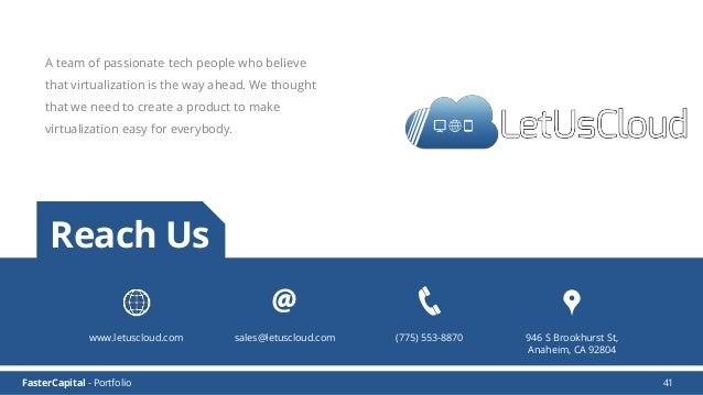FasterCapital - Portfolio 42 Abcmob.com - Mobile Business Applications