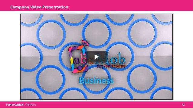 FasterCapital - Portfolio 44 abcScreencast