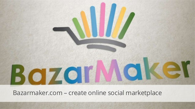 FasterCapital - Portfolio 70 BazarMaker Android App Screencast