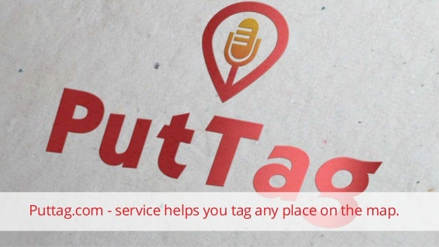 FasterCapital - Portfolio 77 PutTag Android App Screencast