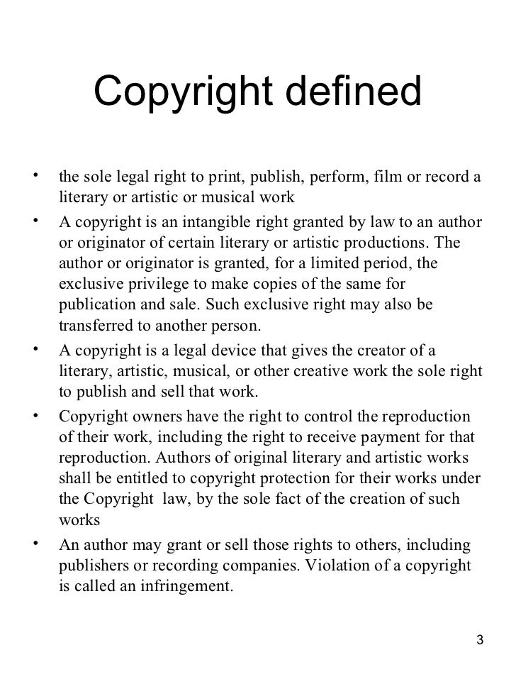 violation of copyright privileges essay Plagiarism and copyright infringement overlap to a considerable extent, but they are not equivalent concepts, and many types of plagiarism do not constitute copyright infringement, which is defined by copyright law and may be adjudicated by courts plagiarism is not defined or punished by law, but rather by institutions (including professional.