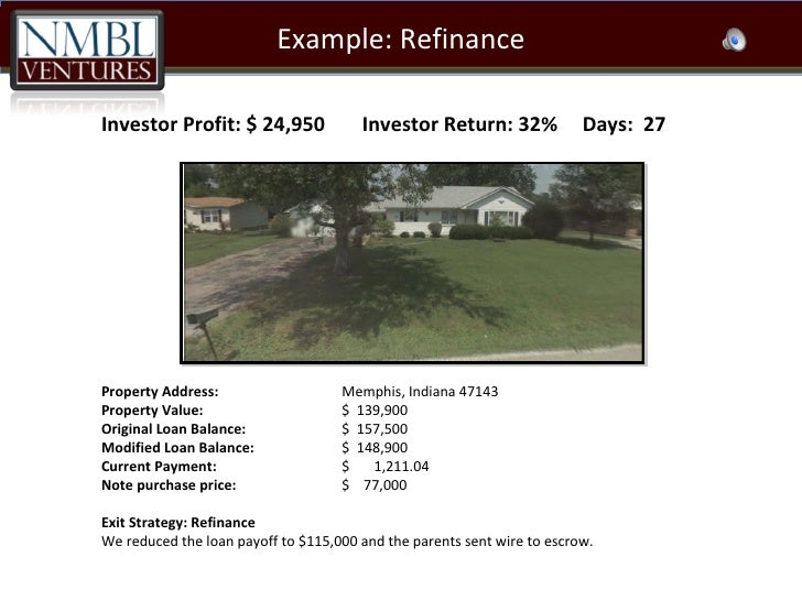 Refinance Property That Dropped In Value
