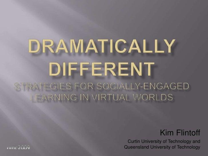 Kim Flintoff  Curtin University of Technology and Queensland University of Technology