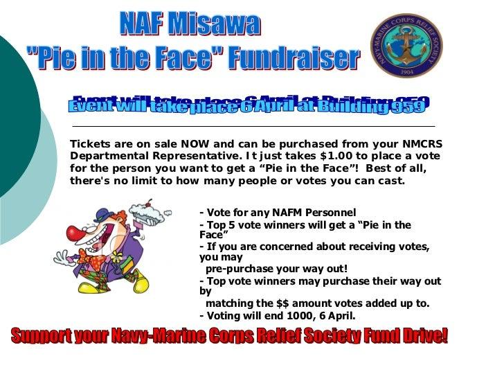 fundraiser flyer ideas