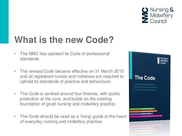 Nmc the code 2008
