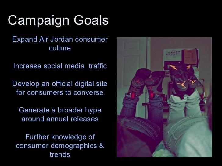 air jordan marketing plan Home » literature study guides » analysis of marketing plan of nike and michael jordan analysis of marketing plan of  and apparel with the name air jordan.