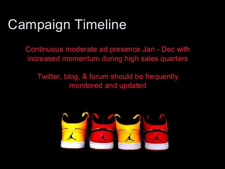 Jordan Shoe Brand Strategy Forum