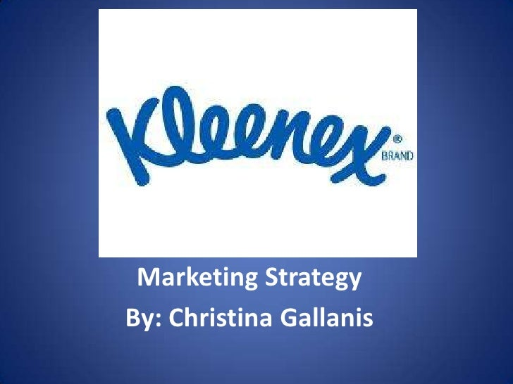 Marketing StrategyBy: Christina Gallanis