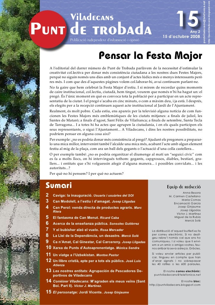 http://puntviladecans.blogspot.com                                                                                        ...