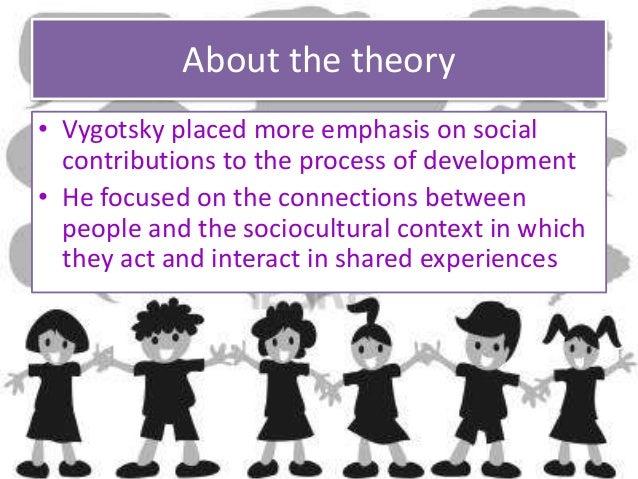 Vygotsky's revolutionary theory of psychological development