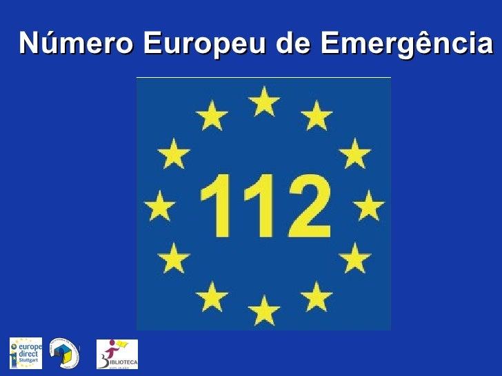 Número Europeu de Emergência