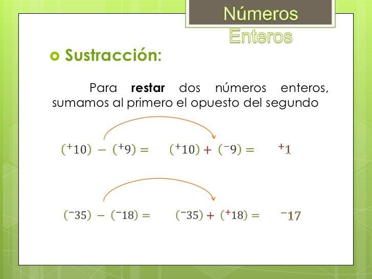 Números Enteros<br />Multiplicación y División en Z:<br />Para multiplicar o dividir números enteros, se aplica la Ley de ...