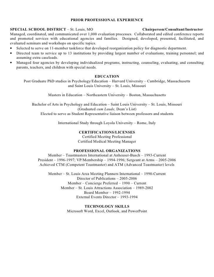 3 certifications professional resume professional