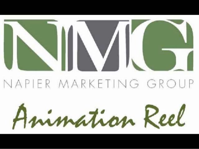 Napier Marketing Group's Animation Capability Reel
