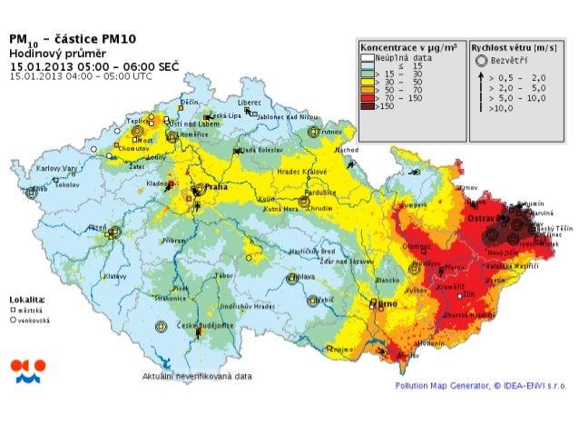 NMI13 Kamila Plocková - SmogAlarm Ovzduší ve Vašem mobilu Slide 3
