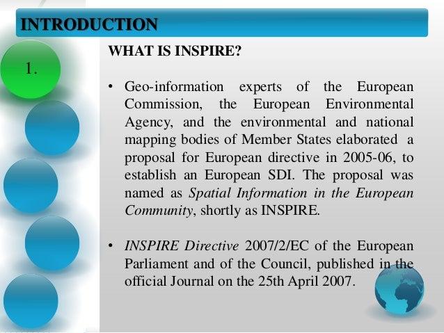 Development of Spatial Data Infrastructure Based on INSPIRE Directive – Case Study of iGEO Portal Slide 2