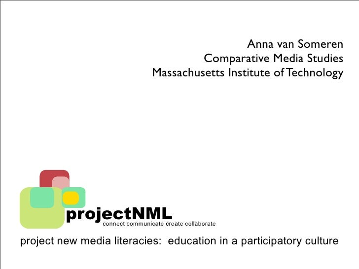Anna van Someren                                           Comparative Media Studies                                  Mass...
