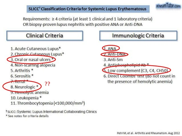 Neuropsychiatric Lupus and The Curious Case of Molly – What Does This Case Teach Us? – Prof Hughes