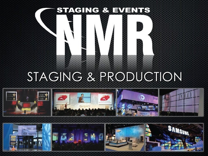 STAGING & PRODUCTION