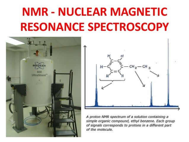nuclear magnetic resonance Quantification of cocaine and its adulterants by nuclear magnetic resonance   procaine and benzocaine) using nuclear magnetic resonance spectroscopy.