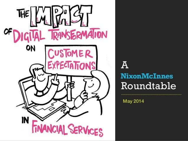 #NMroundtable #NMroundtable A Roundtable May 2014