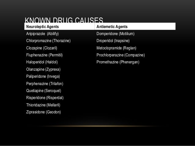 haloperidol depot test dose