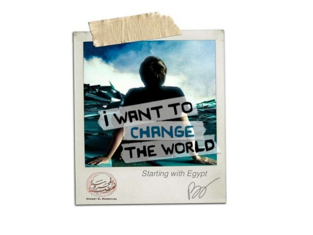 Starting with Egypt
