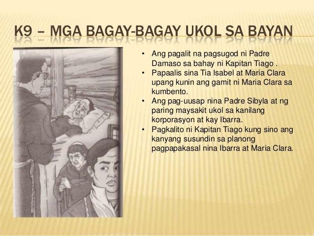 """maikling paglalahad ng nole me tangere Read kabanata 5: isang butuin sa gabing madilim from the story noli me tangere by shorteecat (shorty) with 47,024 reads grade9, filipino, tagalog """"pumunta ng."""