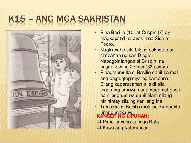 kahalagahan ng kabanata 15 sa noli me tangere At kaibigan dahil sa pagkakasulat niya ng noli me tangere  pa ang kaalaman sa pagtuturo ng pagsulat 15  ang kahalagahan (values) sa pagtuturo at.
