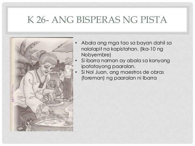 aral ng bawat kabanata ng noli me tangere Free essays on mga aral sa bawat kabanata sa  as fiction if el filibusterismo is the sequel to noli me tangere,  ang oryentasyon at pananaw ng mga.