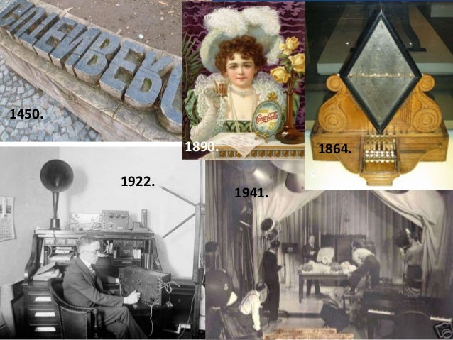 Evolution of marketing channels1450.1890. 1864.1922.1941.