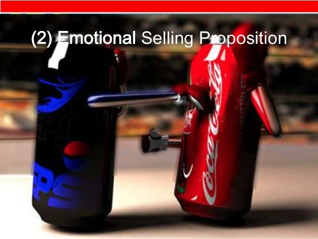 (2) Emotional Selling Proposition