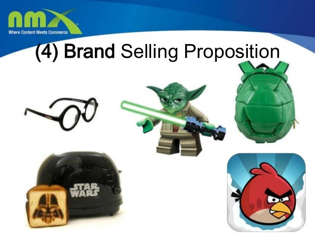 (4) Brand Selling Proposition