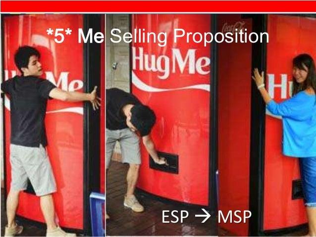 *5* Me Selling PropositionESP  MSP