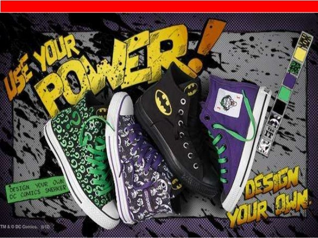 Converse – Design Your Own